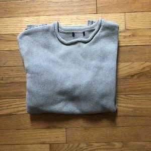 ⬇️65 DKNY Grey Crew Neck Sweater M